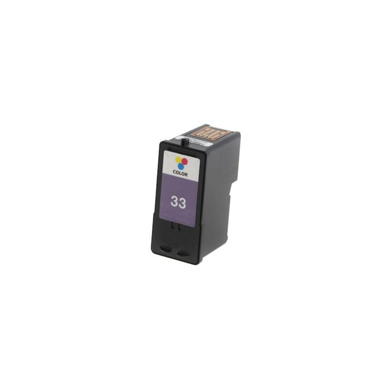 Cartus compatibil 18CX033 Lexmark 33 Color