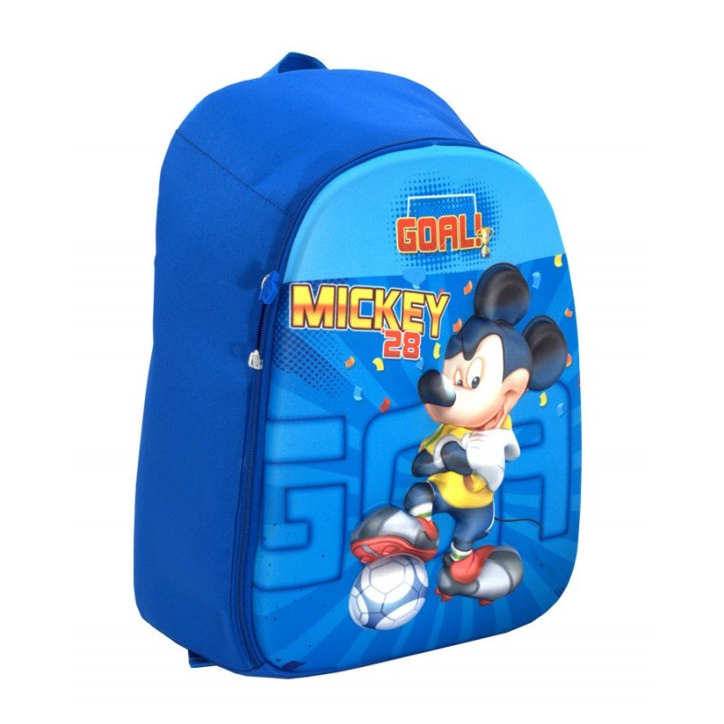 Ghiozdan cls 1-4 Mickey Mouse 3D