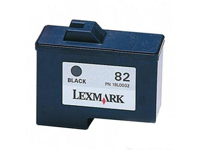 Cartus Compatibil 18l0032e Lexmark 82 Black