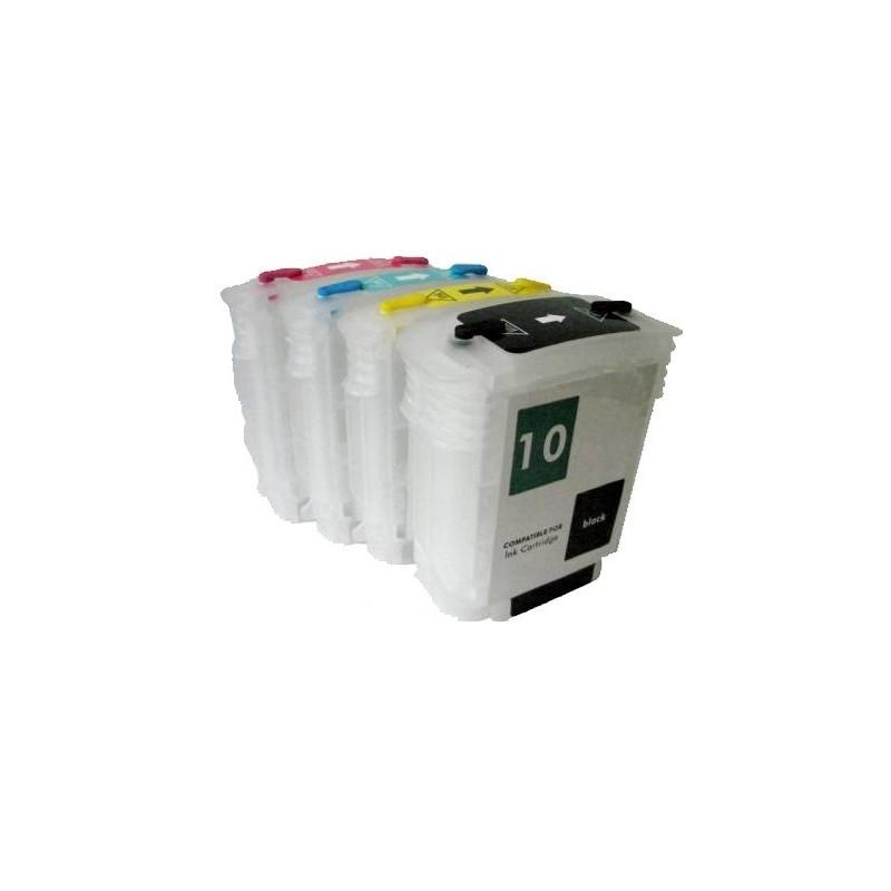 Cartuse reincarcabile HP 82-10