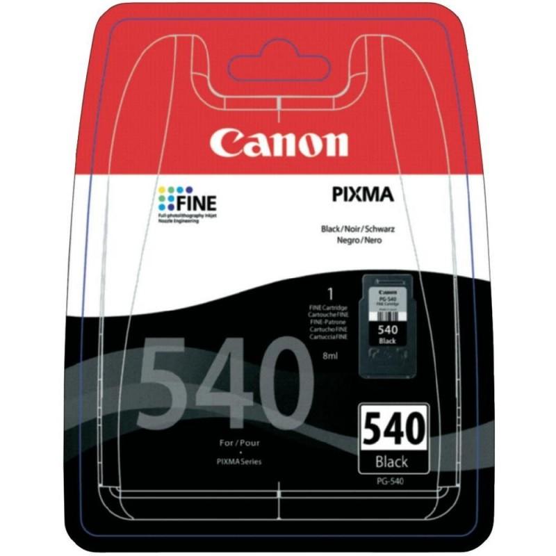 Cartus original Canon 540 Black PG-540