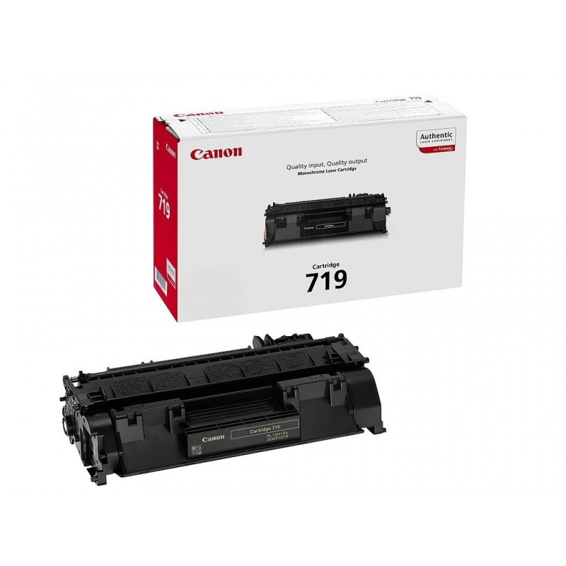 Toner original Canon CRG719 LBP6650DN LBP6300DN MF5840 MF5880