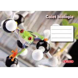 Caiet Herlitz Biologie 24 file