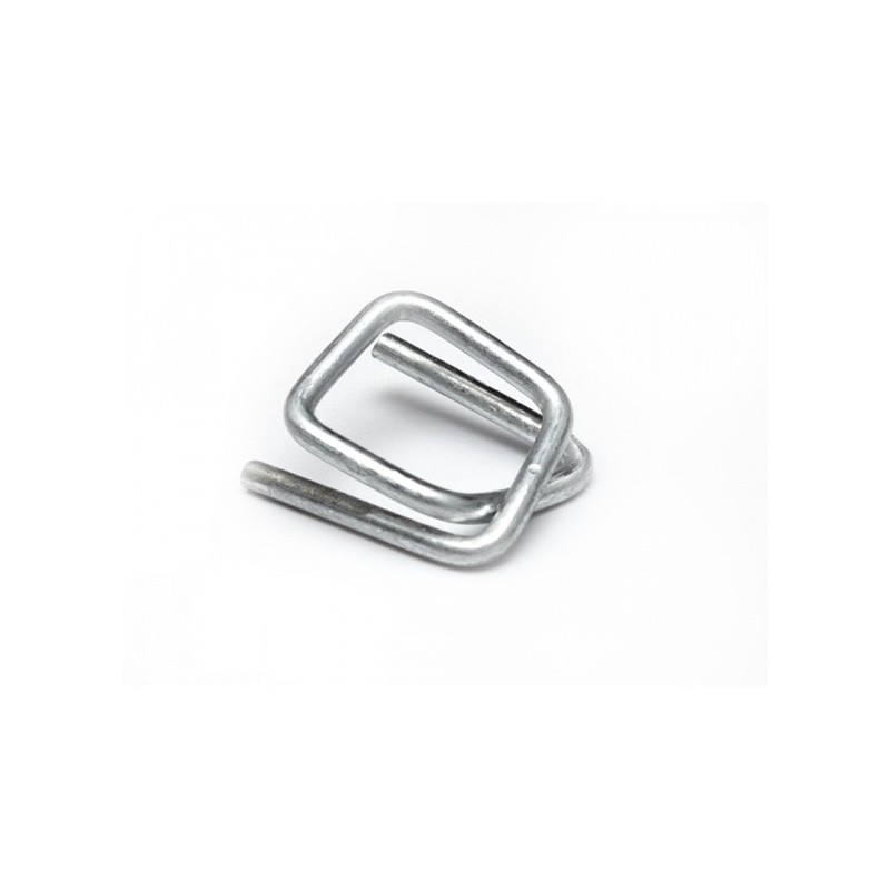 Bucle metalice pentru banda PES 1000 buc/cutie
