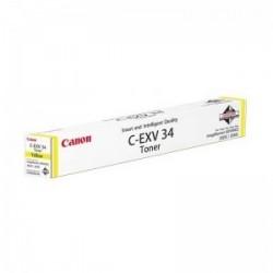 Toner original Canon C-EXV34Y Yellow pentru IRC2020