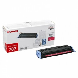 Toner original Canon CRG-707M Magenta pentru LBP-5000