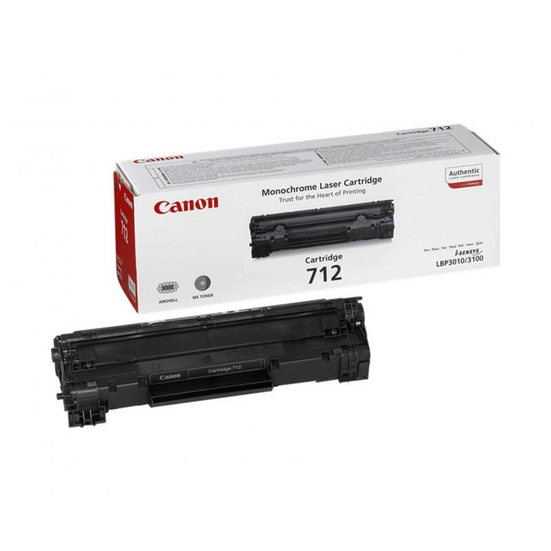 Toner original Canon CRG-712 pentru LBP-3010 LBP-3100