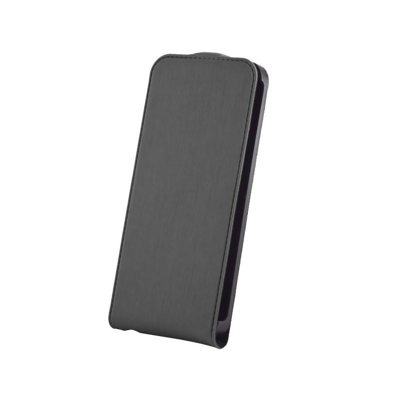Flip Premium HTC Desire V Negru