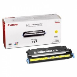 Toner original Canon CRG-717Y Yellow pentru MF8450 MF9130 MF9170