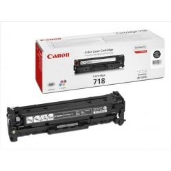 Toner original Canon CRG-718B Black pentru LBP-7200CDN