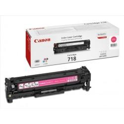 Toner original Canon CRG-718M Magenta pentru LBP-7200CDN