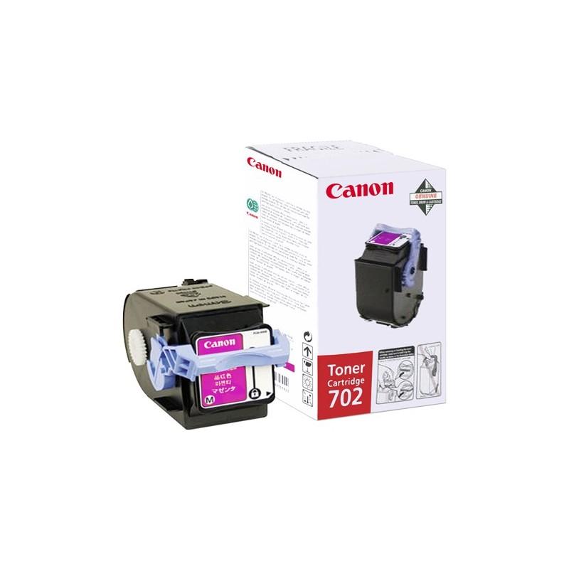 Toner original Canon EP-702M Magenta pentru LBP5960 LBP5970 LBP5975