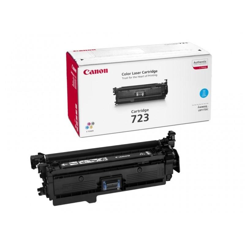 Toner original Canon CRG-723C Cyan pentru LBP7750CDN