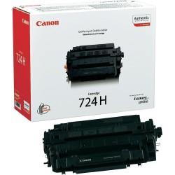 Toner original Canon CRG724H Black pentru LBP6750DN