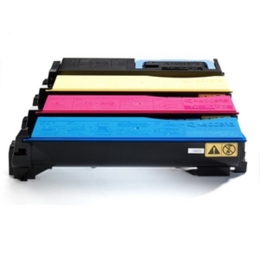 Cartus Toner Tk540 C/y/m/bk Compatibil Kyocera Culoare: Yellow