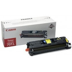 Toner original Canon EP-701LY pentru LBP 5200