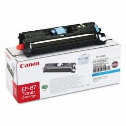 Toner original Canon EP-87C Cyan pentru LBP 2410