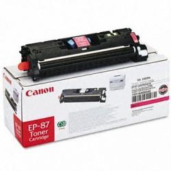 Toner original Canon EP-87M Magenta pentru LBP 2410