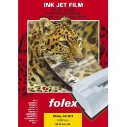 Folie autoadeziva printabila A4 inkjet