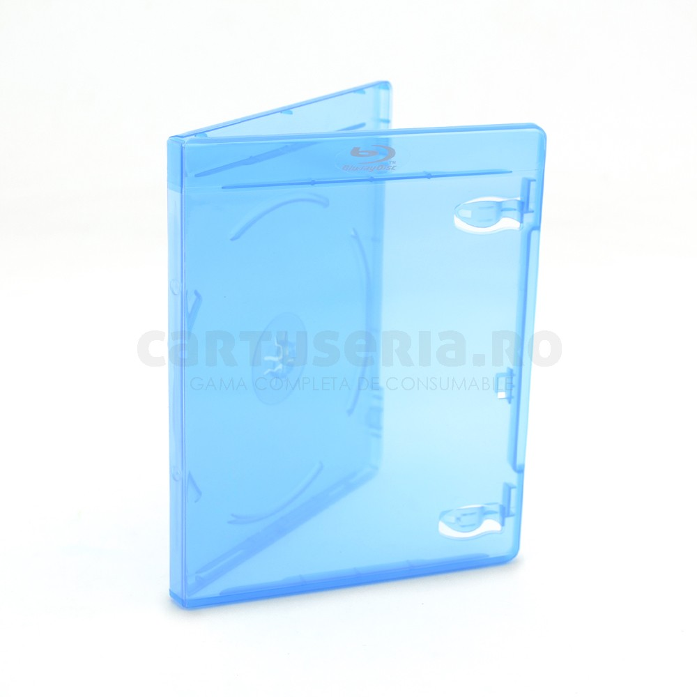 Carcasa Simpla Blu-ray Personalizabila