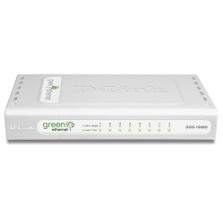 8-port 10/100/1000 Gigabit Desktop Switch
