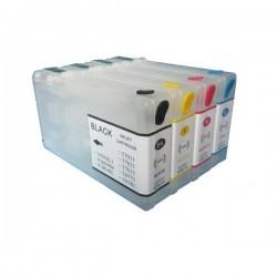 Cartuse reincarcabile seria T7901-T7904 pentru Epson WorkForce