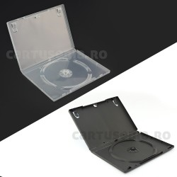 Carcasa DVD plastic 14 mm