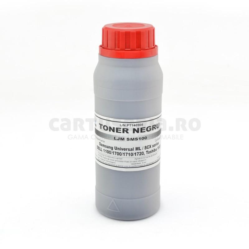 Praf negru pentru refill cartus MLT-D117S MLT-D111S MLT-D101S