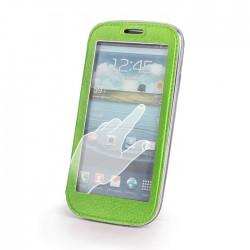 Husa cu stand din piele eco pentru LG L90