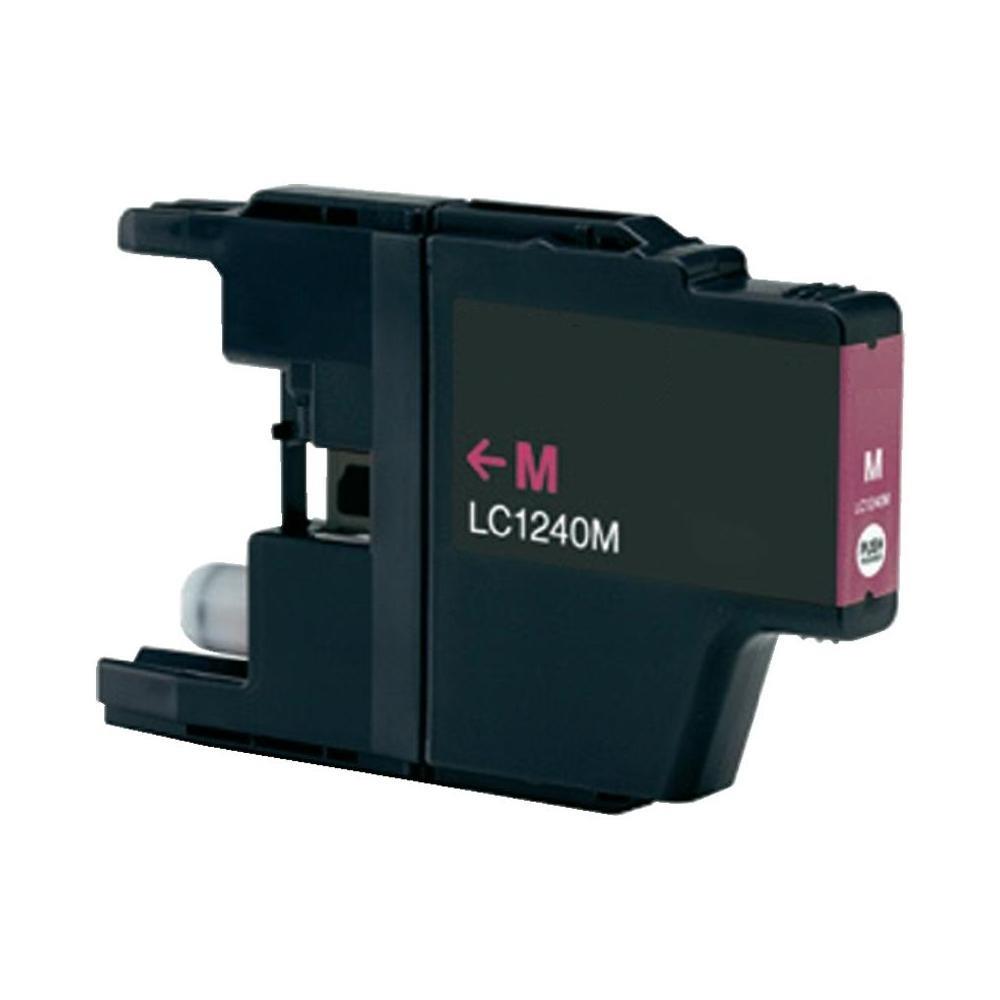 Cartus Compatibil Pentru Brother Lc 1240 Lc1280 Magenta