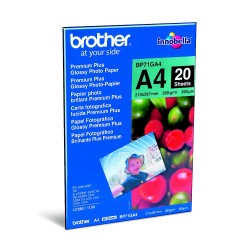 Brother Premium Plus Glossy hartie foto 260g A4
