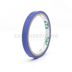 Banda pentru sigilat pungi 9 x 66 mm colorata albastru