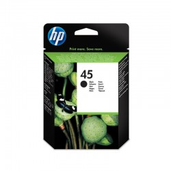 Cartus original HP45 Black HP 45