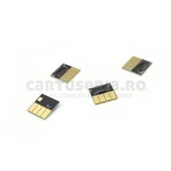 Pachet chip-uri autoresetabile pentru cartuse HP-940