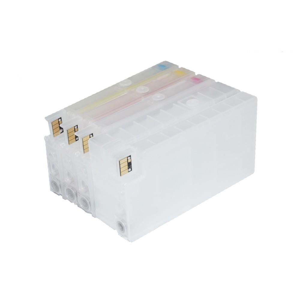Cartuse Reincarcabile H711 Pentru Imprimante Hp