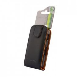 Husa Flip GreenGo pentru HTC HD7