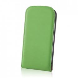 Flip DeLuxe din piele eco pentru Sony Xperia M2
