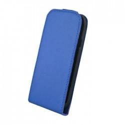 Husa Flip Elegance din piele eco pentru Sony Xperia M