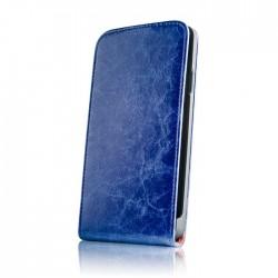 Husa Flip Exclusive din piele pentru iPhone 6
