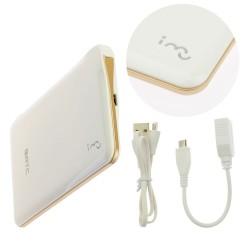 Power Bank ultra slim ATC 4800mAh pentru gadgeturi