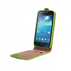 Husa Flip Plus pentru HTC 610 culoare negru