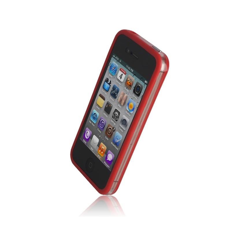 Rama din plastic si silicon pentru iPhone 6