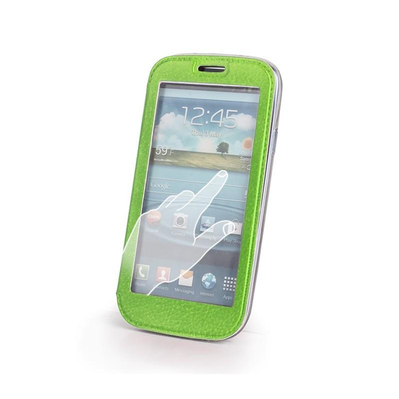 Husa Smart view pentru Samsung G800 S5 mini
