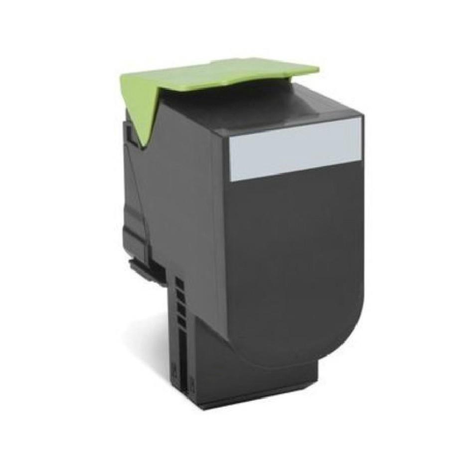 Cartus Toner 70c0h10 Black Compatibil Lexmark