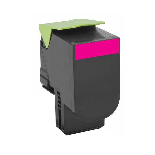 Cartus Toner 80c0s30 Magenta Compatibil Lexmark