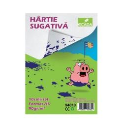 Hartie sugativa format A5 10 coli