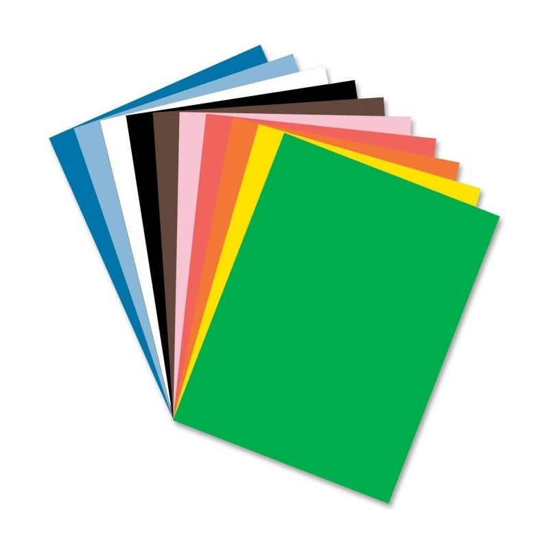 Carton color A4 160g 250 coli Daco