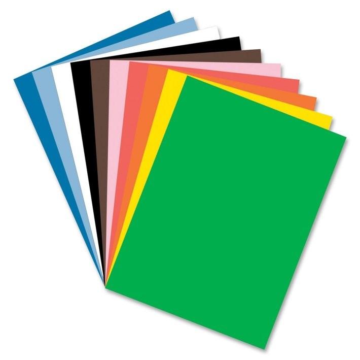 Carton Color A4 160g 250 Coli Daco Culori Carton: Verde Padure