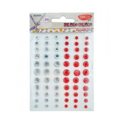 Diamante AA Bling Bling - set 66 bucati