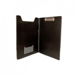 Clipboard dublu lux A4 Daco negru